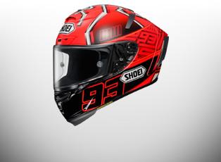 X-Spirit 3 Helmets