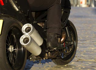 Exhaust System & Parts