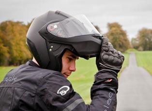 Flip Up Front Helmets