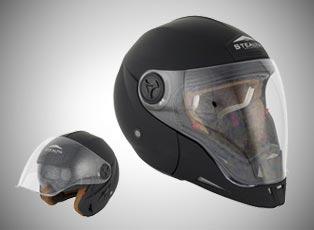 Convertible Helmets