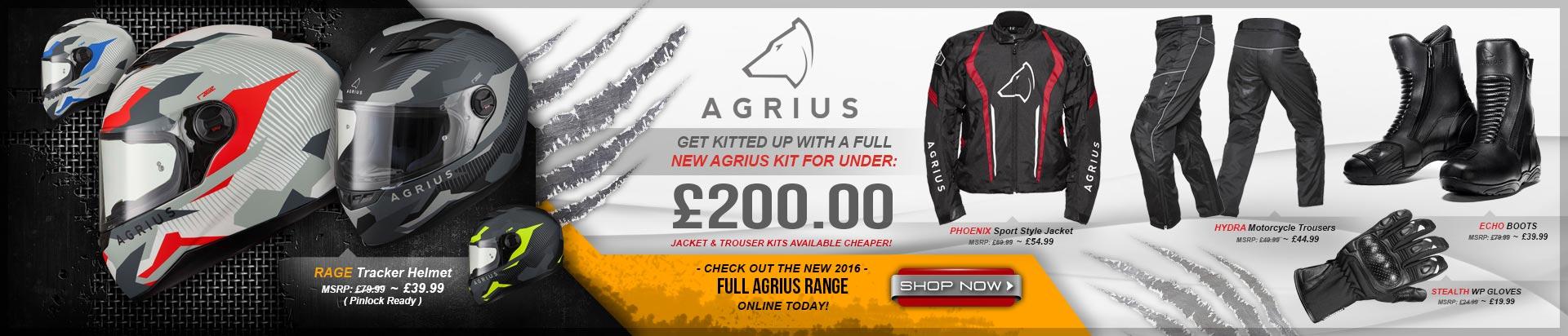 Agrius Kits