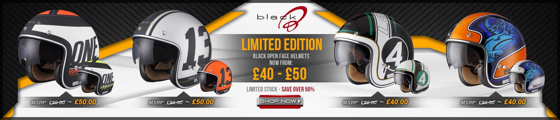 Black Limited Editions