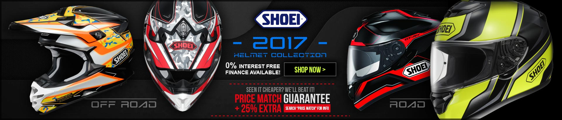 Shoei 2017