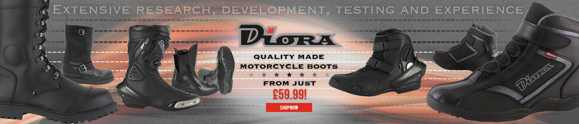Diora Boots