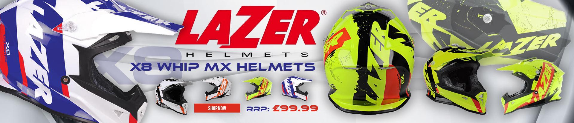 Lazer X8 Helmet