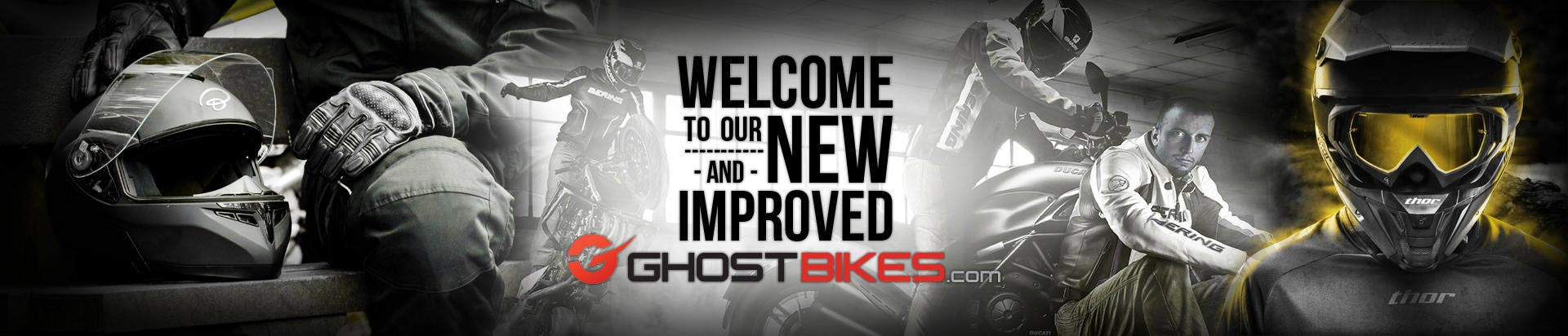 Welcome to the new GhostBikes!