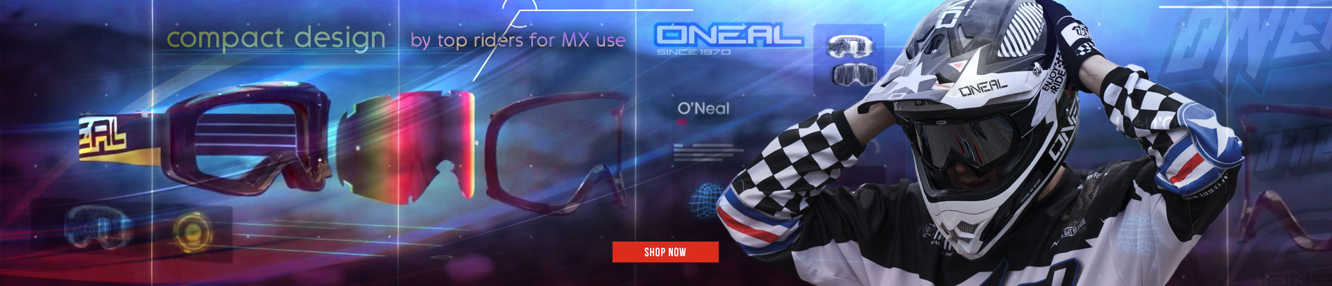 Oneal Motocross Goggles