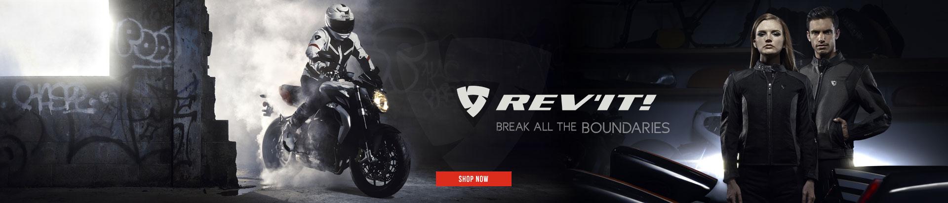Rev It Clothing Range