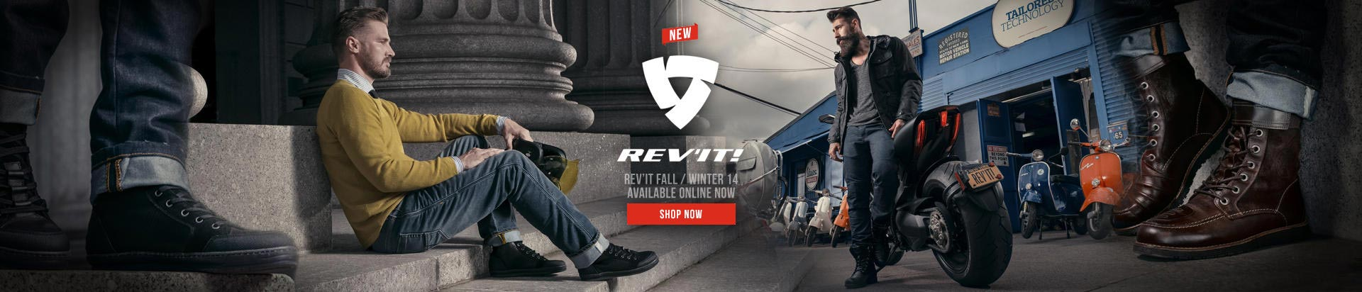 Rev'It Range