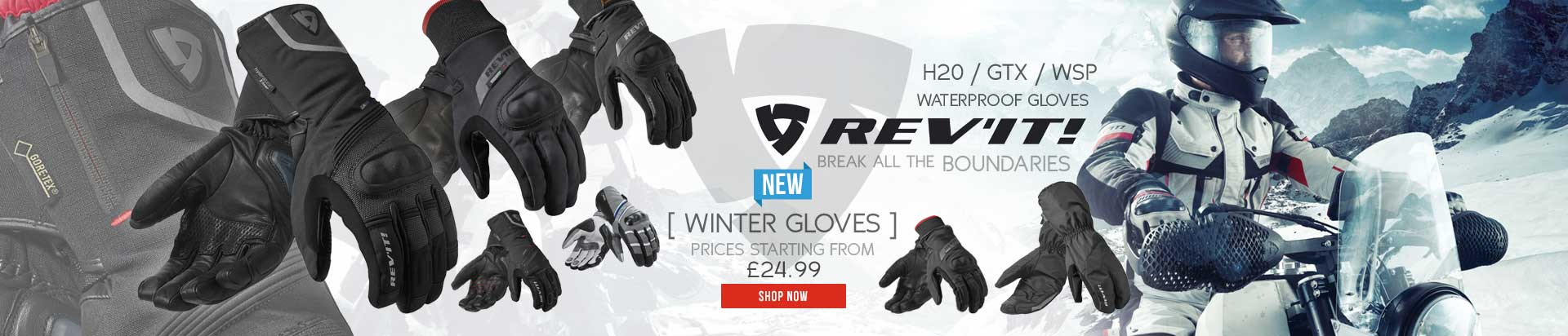 Revit Winter Gloves