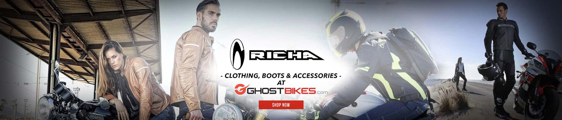 Richa Clothing Range