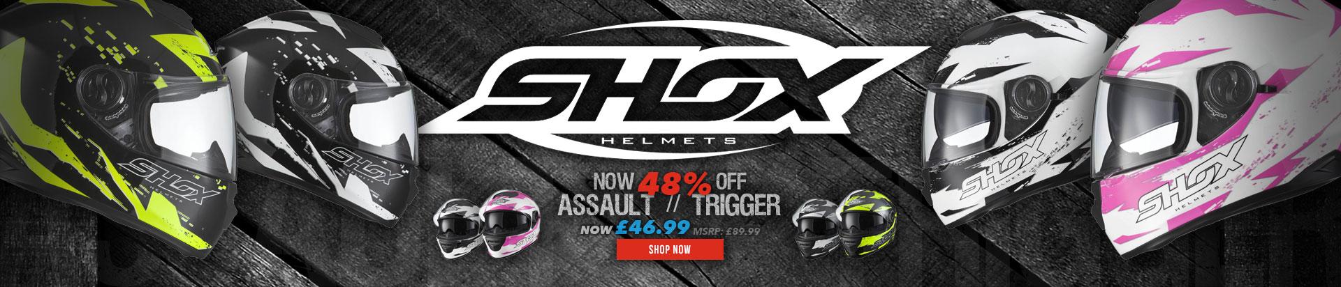 Shox Assault Trigger