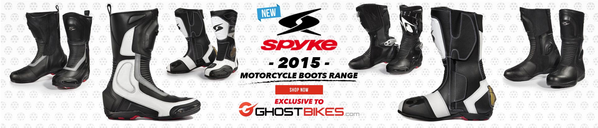 Spyke Boots