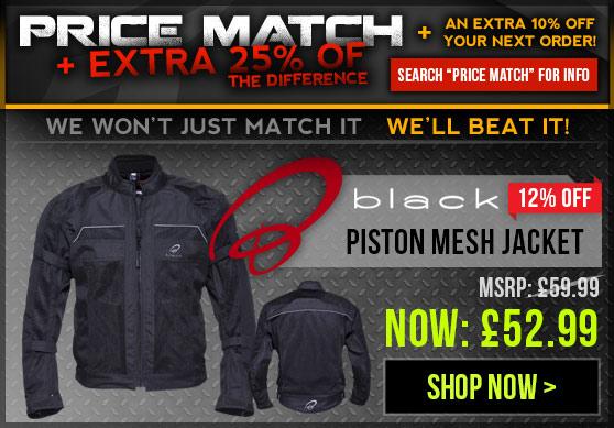 Black Piston Jacket