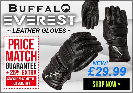 Buffalo Everest Gloves