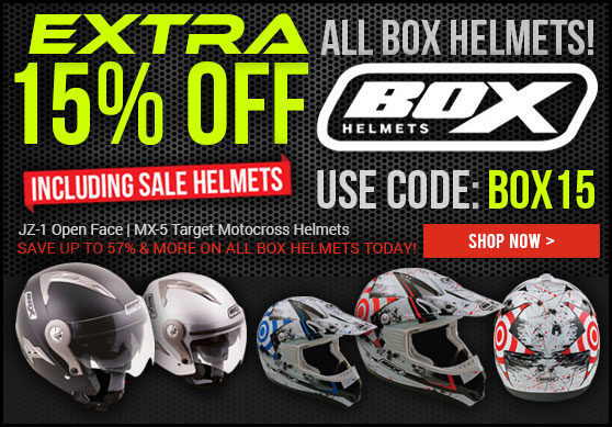 Box Extra 15% Off