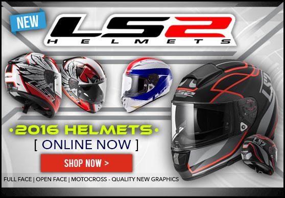 LS2 2016 Helmets