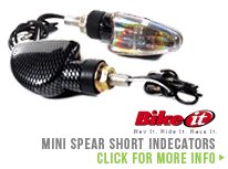 In the Spotlight - Bike It Mini Spear Indicators
