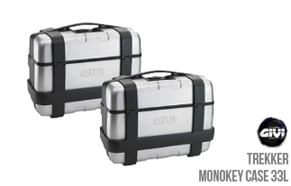 In the Spotlight - Givi Luggage