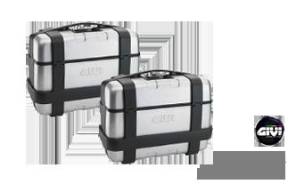 In the Spotlight - Givi Luggage
