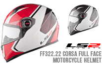 In the Spotlight - LS2 FF322 Corsa Helmet