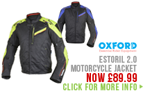 In the Spotlight - Oxford Estoril 2.0 Jacket