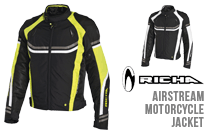 In the Spotlight - Richa Airstream Jacket