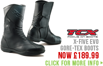 In the Spotlight - TCX X-Five Evo Gore-Tex Boots