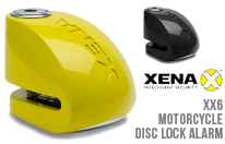 In the Spotlight - Xena XX6 Disc Lock