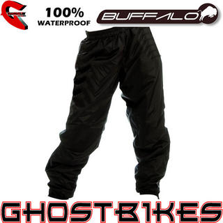 Buffalo Rain Textile Over Trousers