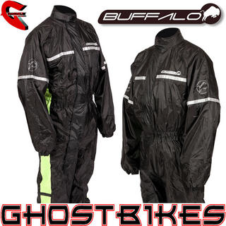 Buffalo 1-Piece Motorcycle Rain Suit