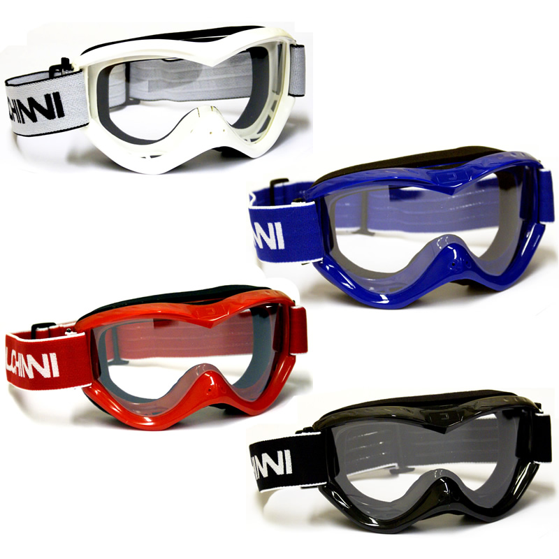 DUCHINNI ADULT MX ENDURO OFF ROAD MOTOCROSS MOTOX RACE VENTED HELMET GOGGLES Enlarged Preview