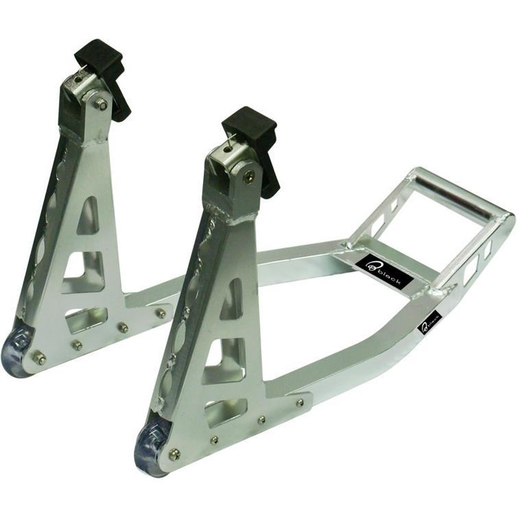 Black Aluminium Front Paddock Stand
