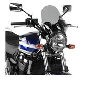 Givi Universal Smoked Motorcycle Screen (A210)