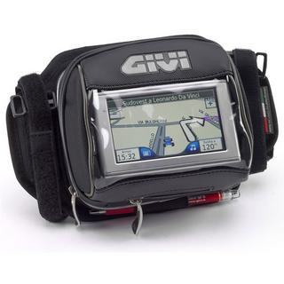 View Item Givi S850 Universal Handlebar Sat Nav Holder (S850)