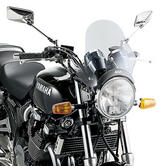View Item Givi Universal Smoked Motorcycle Screen (A200)