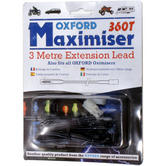 View Item Oxford Maximiser 3 Metre Extension Lead