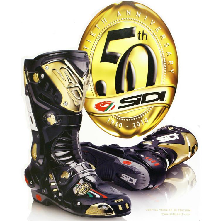 Sidi 50th Anniversary Vortice Vernice Boots
