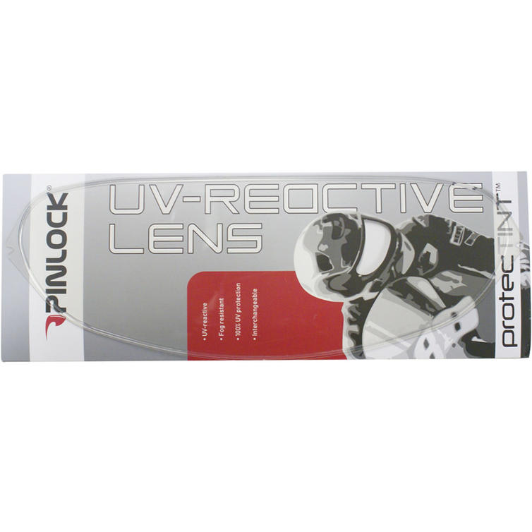 Pinlock Protectint UV-Reactive Lens for Shoei CX-1 / CX-1V