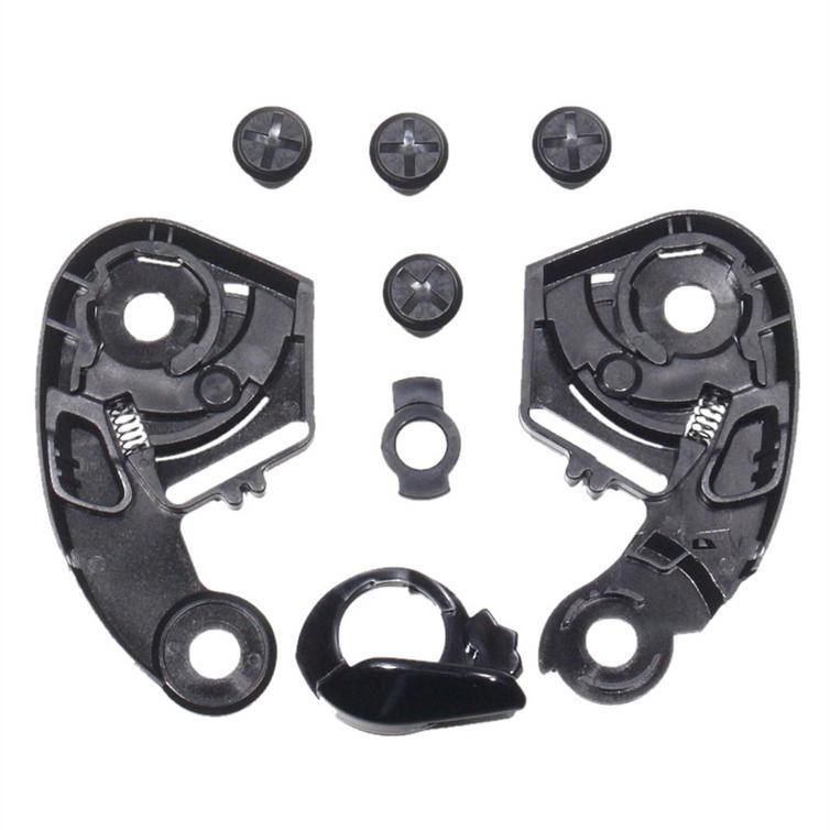 Shoei QRV Full Set Base Plate Kit for CX-1V Visor