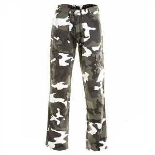 View Item Draggin Camo Motorcycle Trousers
