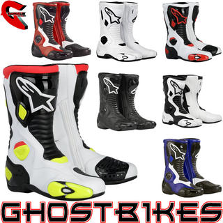 View Item Alpinestars S-MX 5 Motorcycle Boots