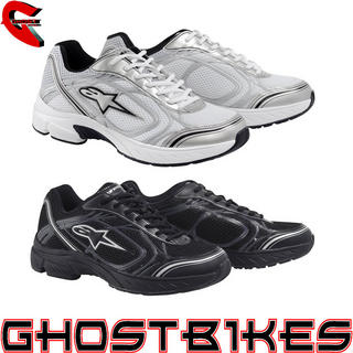 View Item Alpinestars Crew Shoes Motorcycle Trainers