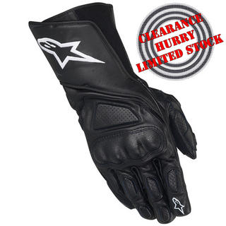 Alpinestars SP-8 Motorcycle Gloves