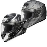Shoei Qwest Airfoil Motorcycle Helmet