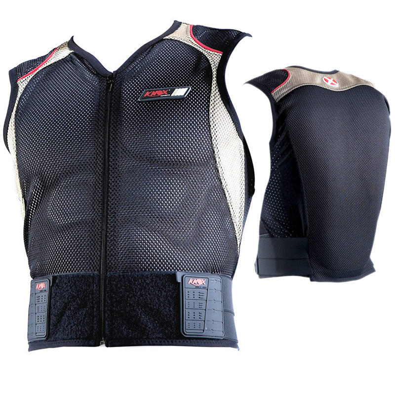 View Item Knox Fastback Gilet Back Protector Jacket