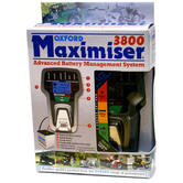 View Item Oxford Maximiser 3800 Battery Charger