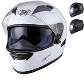 THH TS-80 Plain Full Face Helmet