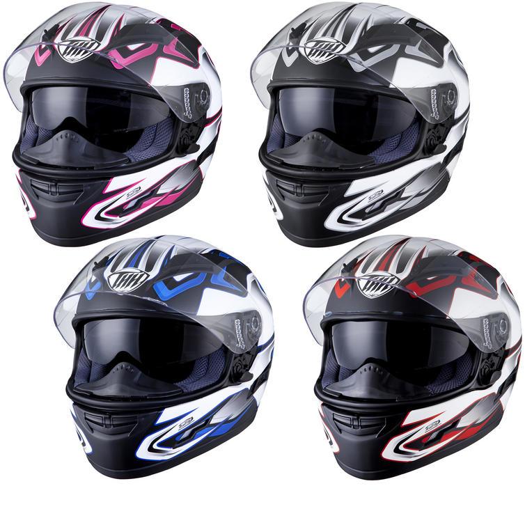 THH TS-80 #4 Full Face Helmet