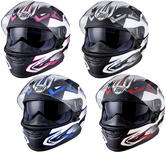 THH TS-80 #4 Full Face Helmet